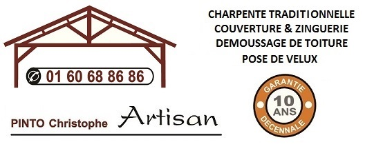PINTO Christophe – Charpente – Couverture
